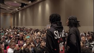 Les Twins ATL Recap Workshop and Afterparty | YAK
