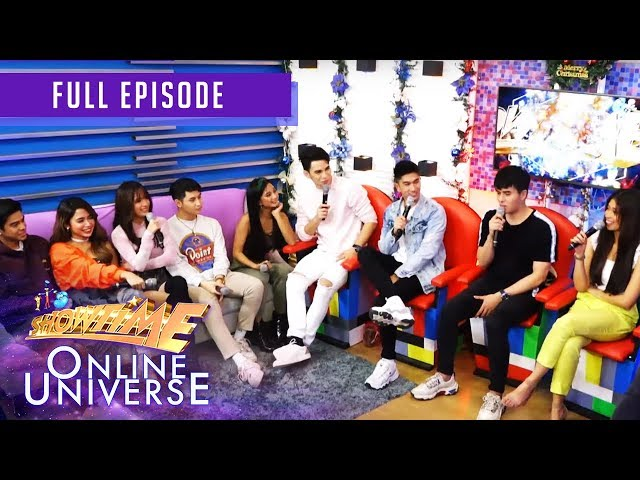 It's Showtime Online Universe - November 25, 2019 | Full Episode