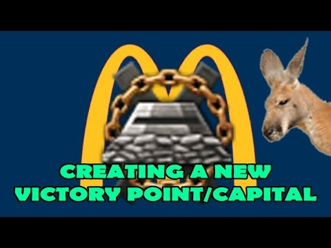 [HOI4 Modding] Creating a new victory point or capital