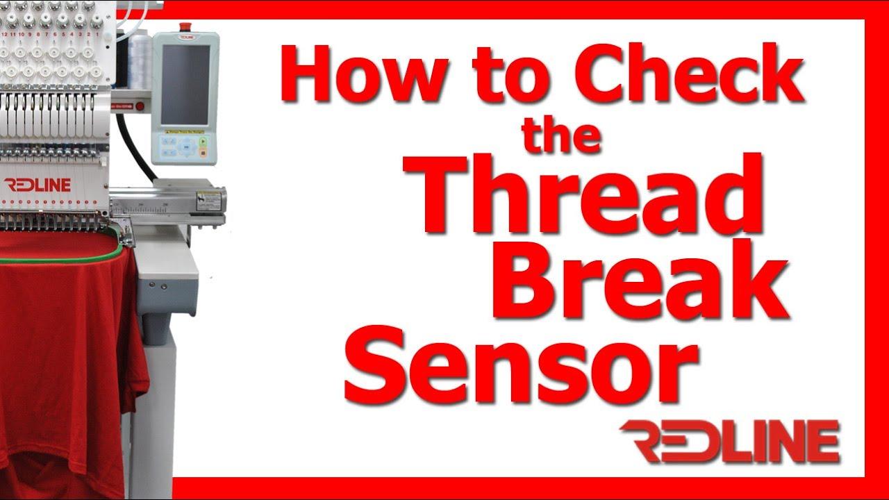 Thread Break Sensor Youtube Proximity Wiring