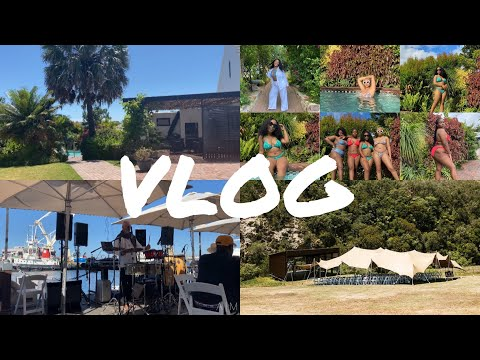 VLOG: NYE WITH FRIENDS DURING LEVEL 3 CHILE   SEARCHING FOR A WEDDING VENUE WITH MY MOM & SISTER