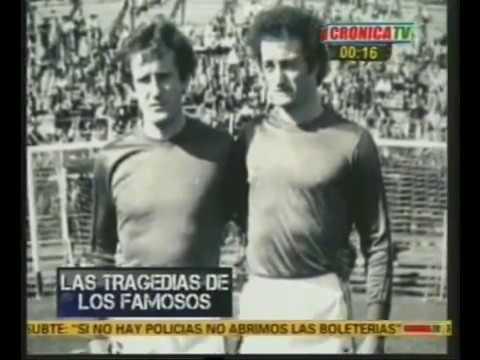Las tragedias de los famosos (S.P Chaco)