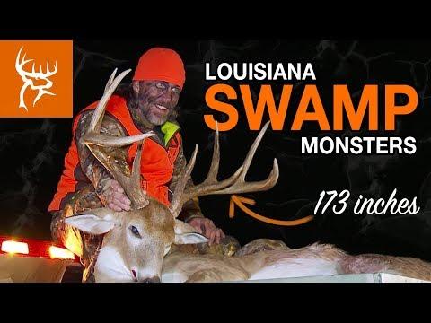 LOUISIANA SWAMP BUCKS - Buck Commander - Season 5 - FULL EPISODE