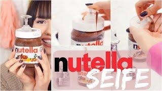 NUTELLA Seife DIY | ViktoriaSarina