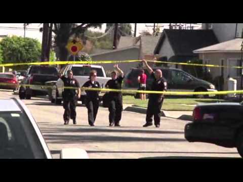Raw: Deadly Shootings at Calif. Home, Business