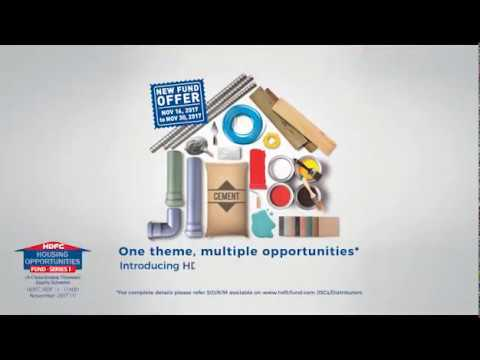 NFO of HDFC Housing Opportunities Fund. Hope you shall find it useful...