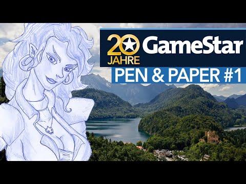 20 Jahre GameStar: Pen & Paper - Folge 1: Vier Helden für Druckerei Spielstern!