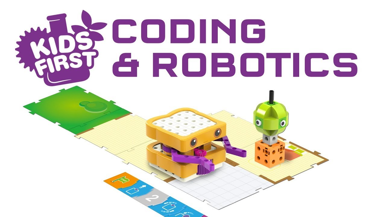 Kids First Coding Robotics Coming Soon Youtube