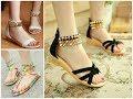 latest designer sandals |latest  daily wear sandal|beautiful sandal designs for girls\womens