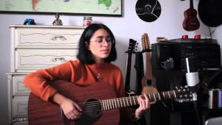 Let My Baby Stay - Mac Demarco (Véronica Hidalgo Cover)