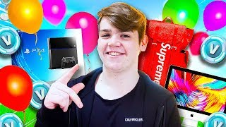 SURPRISING FAZE MONGRAAL FOR HIS 15th BIRTHDAY