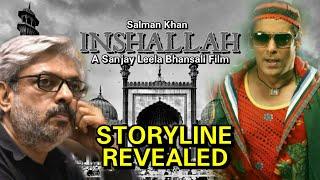 Inshallah Movie | Salman Khan & Sanjay Leela Bhansali Upcoming Film Storyline Revealed