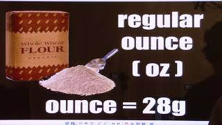 Troy Ounce Vs Regular By Jeff The