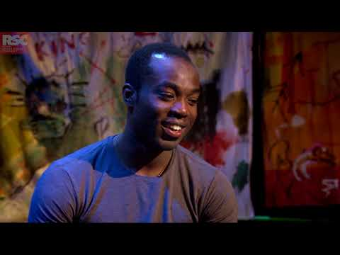 Hamlet - Paapa Essiedu talks about his experience of playing Shakespeare's greatest role