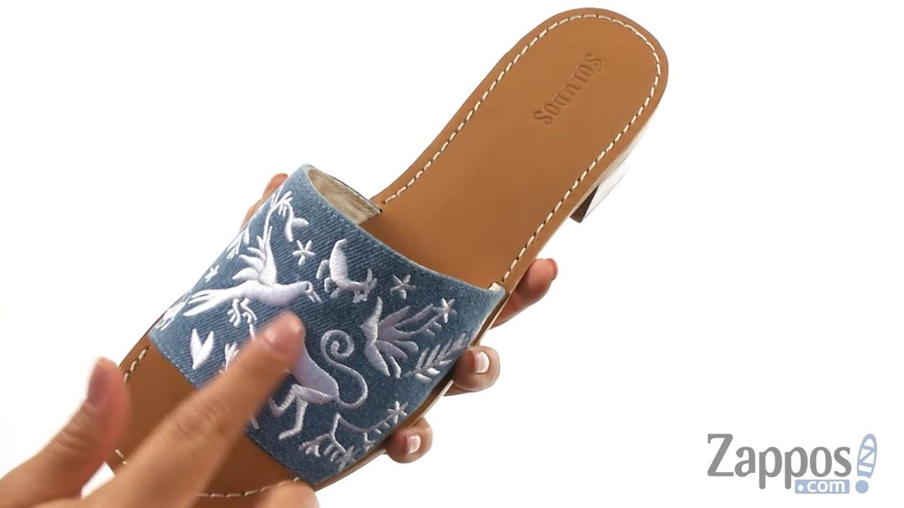 Otomi City Sandal Soludos Mj026VaeW6