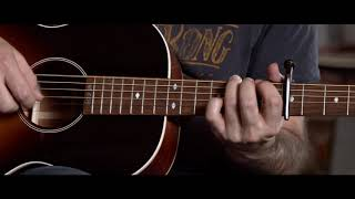 Something (Beatles) Fingerstyle Cover by Yoni Schlesinger - B&G Caletta Private Build