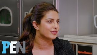 Priyanka Chopra On Her Prom Dress & Clothes-Stealing Habits | Dirty Laundry | Entertainment Weekly