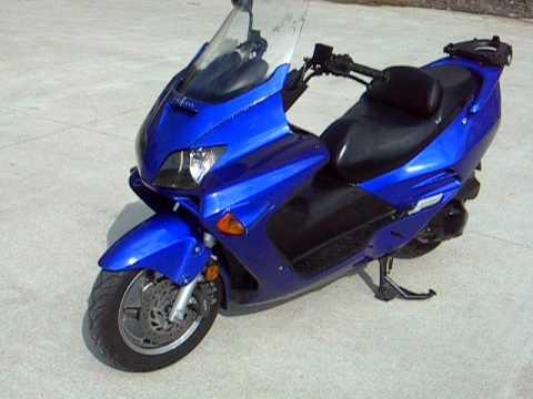 2006 honda 250 reflex scooter 1900 www racersedge411 com. Black Bedroom Furniture Sets. Home Design Ideas