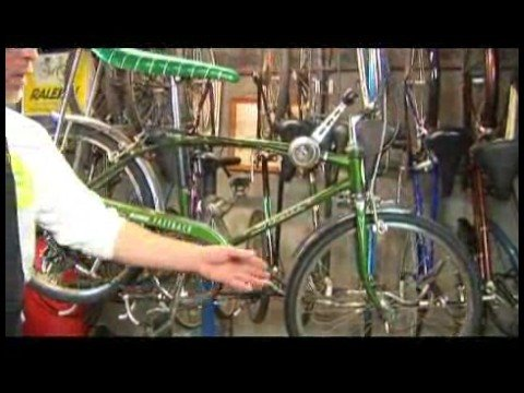 Intro To Vintage Bicycles : Popular Vintage Bicycles: 1960s