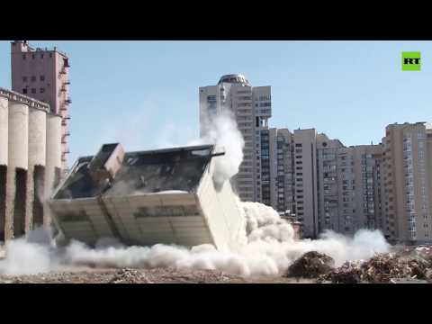 Compilation | Buildings, structures & bridges all got to come down!