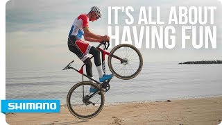 can mathieu van der poel become cycling