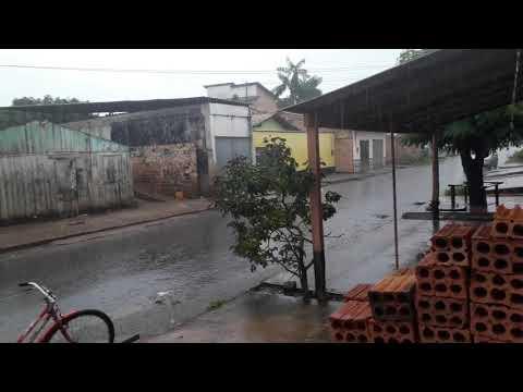 No Rio Maracaçumé