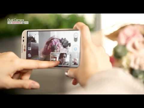 Descubre las increíbles funciones del nuevo LG Optimus G Pro
