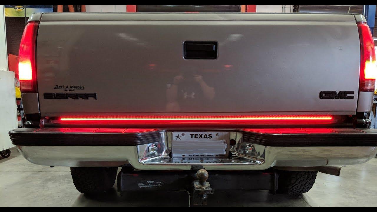 Opt7 Led Light Bar