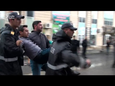 Azerbaijan: Government Critics Harassed, Imprisoned, Exiled