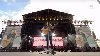 Niall Horan This Town 04 06 2017 #onelovemanchester