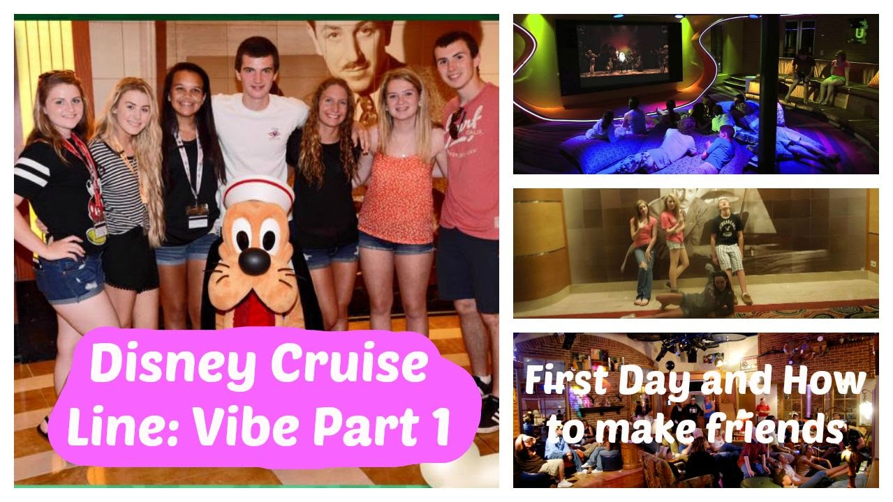 Disney Cruise Lines VibeTeensTeenagers Part YouTube - Cruise ships for teens