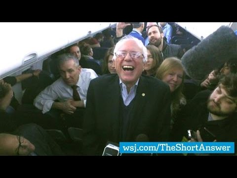 Air Sanders: Inside His Overnight Iowa-New Hampshire Charter