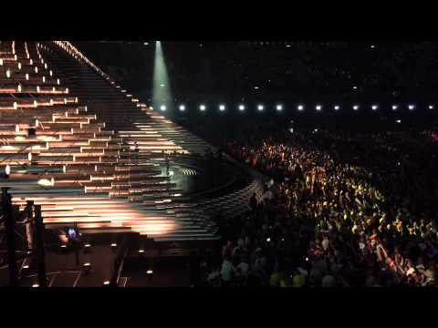 Eurovision Song Contest 2015 - TV Final Live inside the arena and 2nd Semi-Final at Rathausplatz
