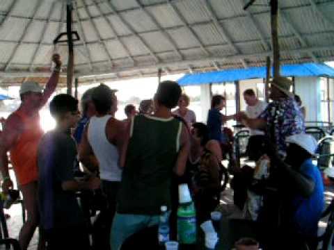 Stephen Cochrane Club Amigo Mayanabo pier Santa Lu...