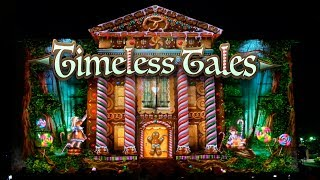 Baixar Timeless Tales - Building Projection for LUMA Festival Binghamton by Maxin10sity