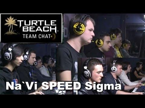 Team Voice Chat By NaVi Speed Sigma Turtle Beach Dota 2