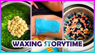 Satisfying Waxing Storytime ✨😲 Tiktok Compilation #32