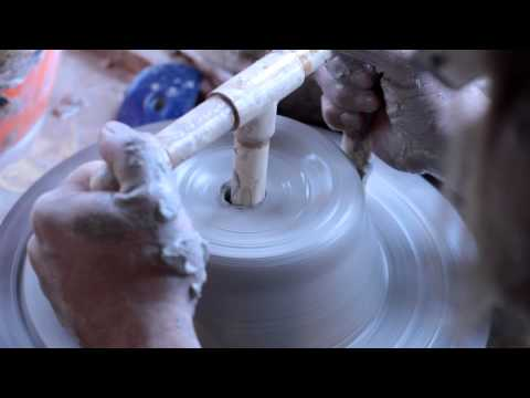 """Simple Pottery Tools- """"Ball Opener"""""""