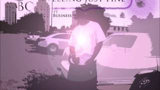 Quebo - Feeling Just Fine ft  Business