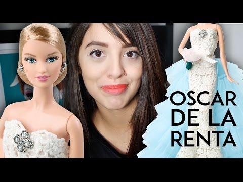 Review Oscar de la Renta (Barbie) - Doll Collector