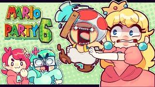 WE GET DESTROYED/ Mario Party 6 / Jaltoid Games