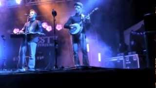 "The Infamous Stringdusters ""Tears Of The Earth"" @ The Festy 2012"