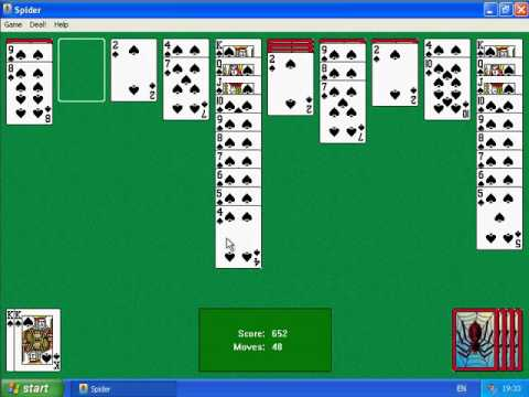 How To Get Original Spider Solitaire Back On Windows 8 Doovi