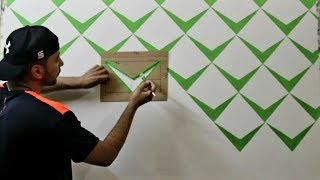 3D decor with the lowest cost and simplest tools