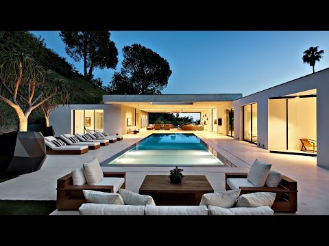 Radiant Stylish Sophisticated Modern Luxury Residence in Beverly Hills, CA, USA