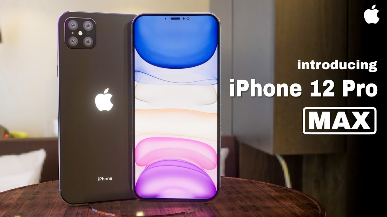 iPhone 12 Pro Max (2020) , Introduction \u0026 First Look!