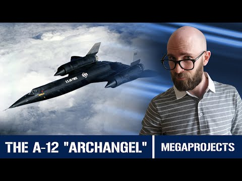 The A12 Archangel: Faster, Lighter, Higher than the SR71