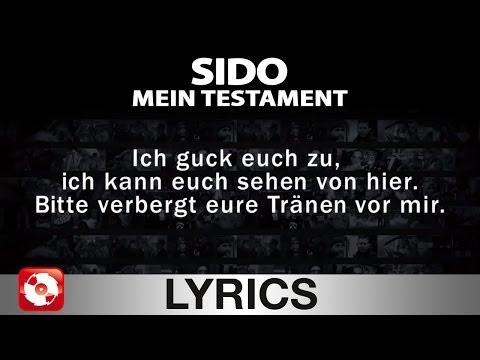 SIDO - CARMEN - AGGROTV LYRICS KARAOKE …