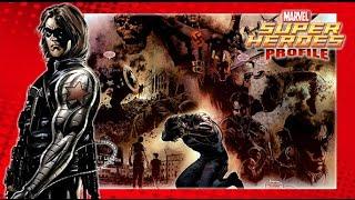 [SHP] 30 ประวัติ Winter Soldier แขนเหล็ก เด็กกำพร้า นักล่าสังหาร!!
