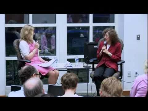 Rachel Simon interview at Woodlawn Library